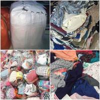 Paket Usaha sekarung Bal 10 kg pakaian mix Baju dress rok Celana murah