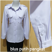 blazer baju kantor seragam dinas hitam putih seragam Jokowi baju dinas