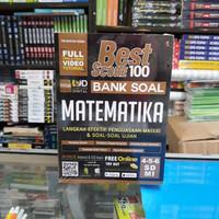 Buku best score 100 bank soal matematika sd mi kls 4 5 6