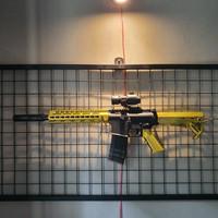 AR 15 dcobra airsoft custom dan pemberat