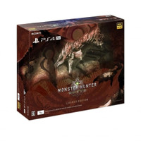 Monster hunter limited edition Ps4 pro