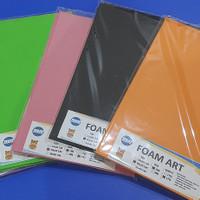 Foam Art 2mm ukuran 40x60 (isi 2 lembar)