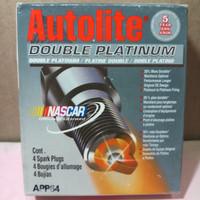 Busi Autolite Double Platinum APP64 Made in USA. (1dus.4pc=100rb)