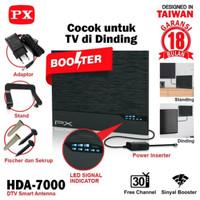 DTV Smart Antena PX HDA7000 / Antena PX Booster HDA 7000 Kwalitas no 1