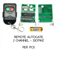 Remote Autogate Gerbang Pagar Otomatis pcs