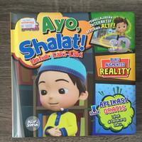 Augmented Reality Book 3D Ayo Shalat Sofia Alif Buku Cerita Hardbook