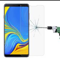 SAMSUNG A9 2018 tempered glass anti gores kaca khusus
