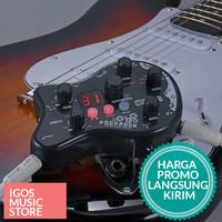Ammoon Pockrock Pock Rock Efek Effect FX gitar Murah lengkap