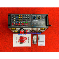 Amplifer Karaoke ASHLEY KA-6500 / KA 6500 (ORIGINAL) Best Seller !!!