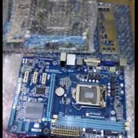Paketan i5 3470 Mobo h61 Asus / Gigabyte Ram Ddr3 16gb Normal Garansi