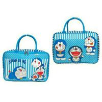 Tas Doraemon Baling Bambu koper Baju Renang Piknik handcarry besar