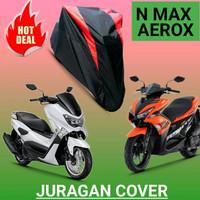 cover motor nmax | pcx | aerox | lexi | adv150 penutup motor - Kuning