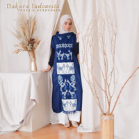 Mayola Dress Etnik Tenun Ikat - Dakara Indonesia