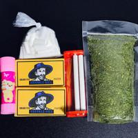 Paket tembakau gayo. Paket tingwe tembakau gayo by az. bacco
