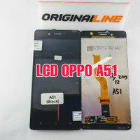 LCD + TS OPPO MIRROR 5 / A51