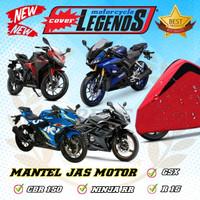 cover motor selimut motor sport, vixion, ninja, cbr, Cb150, R15, R25, - Kuning