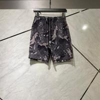 Celana pendek LVv camo dna black