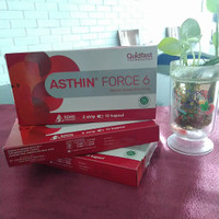 New Asthin Force 6 mg Quidfast (isi 20)