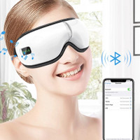 Rechargeable Eye Therapy Massager Electric Bluetooth Music Eye Massage