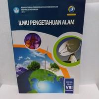 Buku Siswa IPA kelas 8 semester 2 Kurikulum 2013
