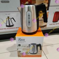 Kettle Pemanas Air Teko Water Heater Krisbow 1 liter