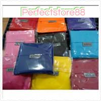 Baggu portable reusable shopping grocery bag atau Kantong plastik Berk