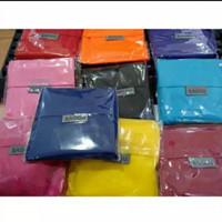 Baggu portable reusable shopping grocery bag atau Kantong plastik