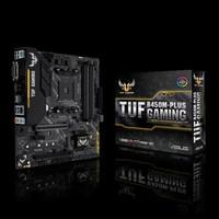 Asus TUF B450M-PLUS Gaming (AM4, AMD Promontory B450, DDR4, USB3.1)