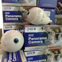 SPC CCTV wifi Bohlam IP Camera 1.3MP