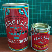Baking Powder Hercules 450 gr / 110 gr