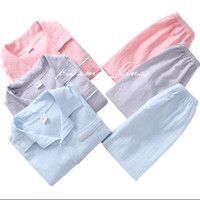 piyama anak/ baju tidur anak Bahan Organik Premium IMPORT - 60, Merah Muda