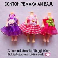 Baju Boneka Bayi Barbie KELLY Ecer Satuan - Mainan Anak Unik Murah