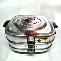 Oven Listrik Baking Pan Queen Kue Lapis 450 Watt