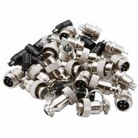 Konektor pin 5 set female-male