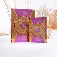 Al-Quran Al Ikhlas A4 Terjemahan dan Asbabun Nuzul
