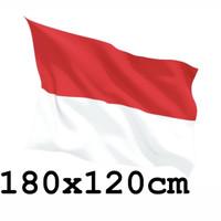bendera merah putih kain size 180 x 120 cm