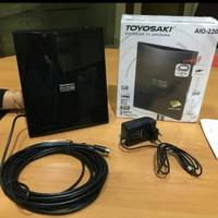 Antena TV Toyosaki AIO 220 Indoor/Outdoor analog