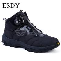 Sepatu esdy tali putar army boots