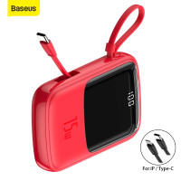 BASEUS 10000mAh POWER BANK 15W FAST CHARGER FOR SAMSUNG S20/S10 HUAWEI