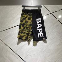 Celana pendek bape font half army