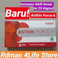 ASTHIN FORCE 6 Stock Terbaru