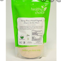 HEALTHY CHOICE TEPUNG BERAS MERAH ORGANIC 1kg
