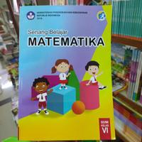 Buku Siswa Senang Belajar Matematika Kelas 6 SD Kurikulum 2013 Revisi