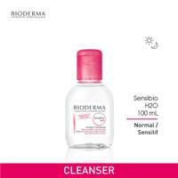[Bioderma] Sensibio H2O Makeup Removing Micellar Water 100ml
