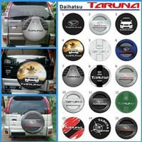 Cover/Sarung Ban Serep Hardcover Mobil Daihatsu Taruna Murah - Bahan Flexi