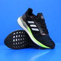 Sepatu Sneakers Adidas Solar Drive Black Stabilo Original BNWB