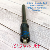 Antena HT Model Tarik Frek Dual Band