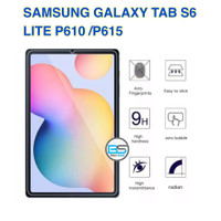 SAMSUNG GALAXY TAB S6 LITE TEMPERED GLASS SCREEN PROTECTOR ANTI GORES