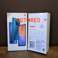Xiaomi Redmi Note 9 Ram 6/128 Baru - Garansi Resmi 1 Tahun