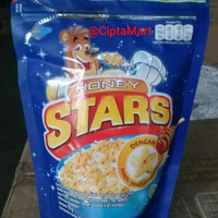 Honey Stars Cereal Pouch 70 gr